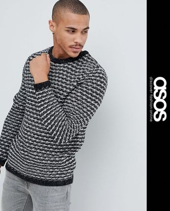 ASOS Knits & Sweaters Pullovers Long Sleeves Knits & Sweaters