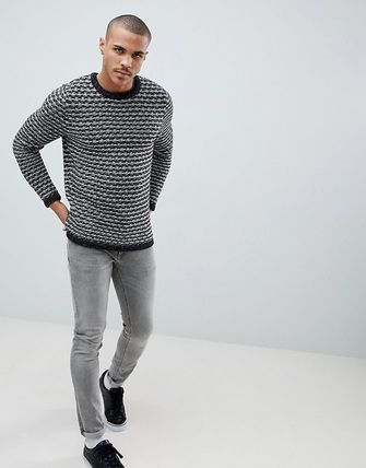 ASOS Knits & Sweaters Pullovers Long Sleeves Knits & Sweaters 4