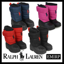 Ralph Lauren Kids Girl Boots