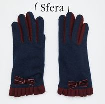 Sfera Casual Style Plain Gloves Gloves