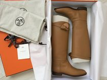 HERMES Kelly Boots Boots