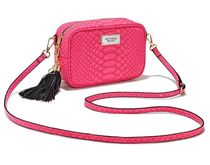 Victoria's secret Python Shoulder Bags