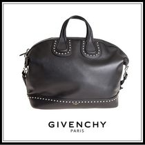 GIVENCHY NIGHTINGALE Boston Bags