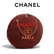 CHANEL Fur Shoulder Bags