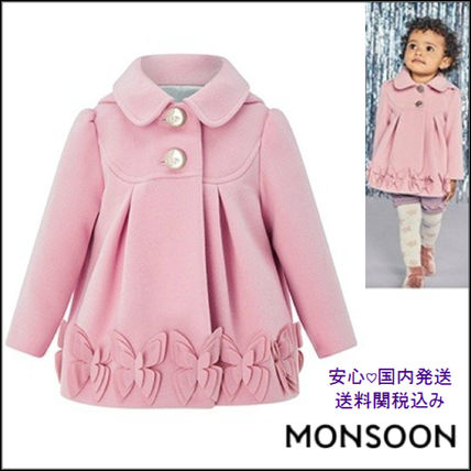 db09f6951 ... Monsoon Baby Girl Outerwear Baby Girl Outerwear ...