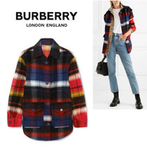 Burberry Other Check Patterns Wool Shirts & Blouses