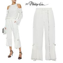 3.1 Phillip Lim Silk Medium Culottes & Gaucho Pants