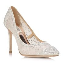 Badgley Mischka Pin Heels Elegant Style Pointed Toe Pumps & Mules