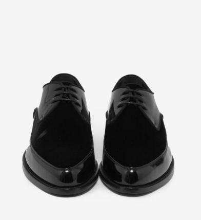85607ab6f7e ... Saint Laurent Loafers   Slip-ons Plain Toe Loafers Unisex Suede Street  Style Plain ...