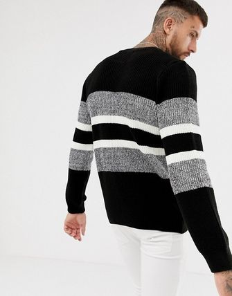 boohoo Knits & Sweaters Pullovers Long Sleeves Knits & Sweaters 2