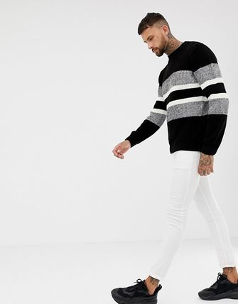 boohoo Knits & Sweaters Pullovers Long Sleeves Knits & Sweaters 4