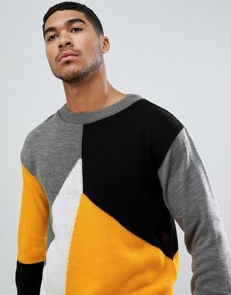 boohoo Knits & Sweaters Pullovers Long Sleeves Knits & Sweaters 3