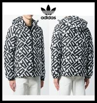 adidas Casual Style Unisex Street Style Outerwear
