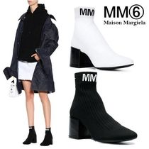 Maison Martin Margiela Casual Style Plain Ankle & Booties Boots