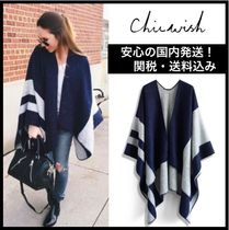Chicwish Wool Ponchos & Capes