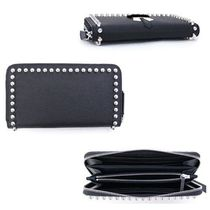 FENDI KARLITO Calfskin Plain Long Wallet  Long Wallets