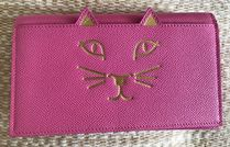 Charlotte Olympia Casual Style Saffiano 2WAY Plain Other Animal Patterns