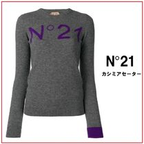 N21 numero ventuno Cashmere Long Sleeves Cashmere