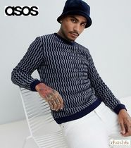 ASOS Crew Neck Street Style Long Sleeves Knits & Sweaters