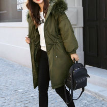 Plain Medium Parkas
