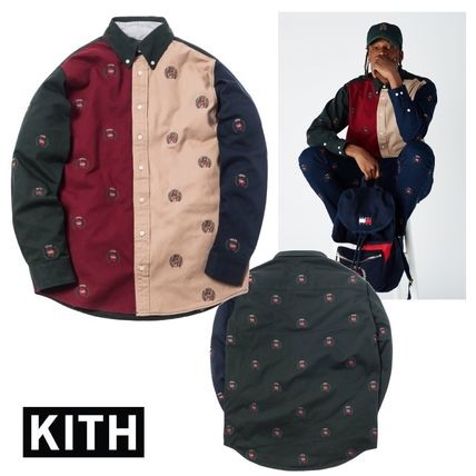 KITH NYC Shirts Collaboration Shirts