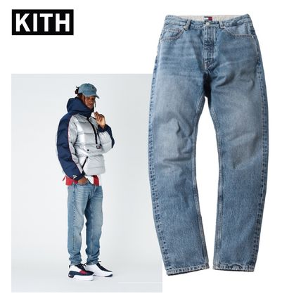 KITH NYC More Jeans Collaboration Jeans