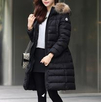 MONCLER KHLOE Street Style Down Jackets