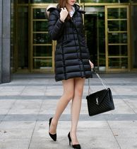 MONCLER HERMIFUR Street Style Down Jackets