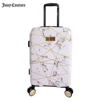 JUICY COUTURE 1-3 Days Hard Type Carry-on Luggage & Travel Bags