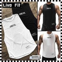 Live Fit Street Style Yoga & Fitness Tops