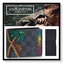 Louis Vuitton Other Check Patterns Tropical Patterns Canvas