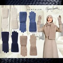 SENTALER Plain Gloves Gloves