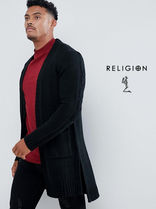 Religion Street Style Long Sleeves Cardigans