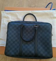 Louis Vuitton A4 Leather Business & Briefcases