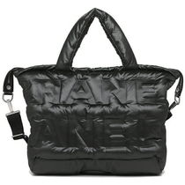 CHANEL Nylon A4 2WAY Totes