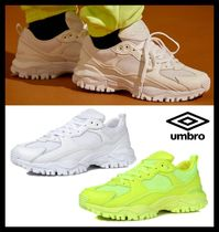 UMBRO Casual Style Unisex Street Style Low-Top Sneakers