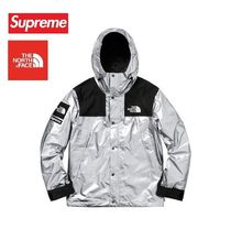 THE NORTH FACE Unisex Street Style Collaboration Windbreaker Jackets
