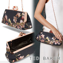 TED BAKER Flower Patterns Street Style 2WAY Chain Home Party Ideas