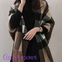 Other Check Patterns Elegant Style Accessories