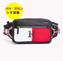 Tommy Hilfiger Unisex Street Style Collaboration Bags