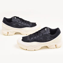 RAF SIMONS Street Style Collaboration Plain Sneakers