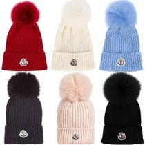 MONCLER Unisex Street Style Baby Girl Accessories