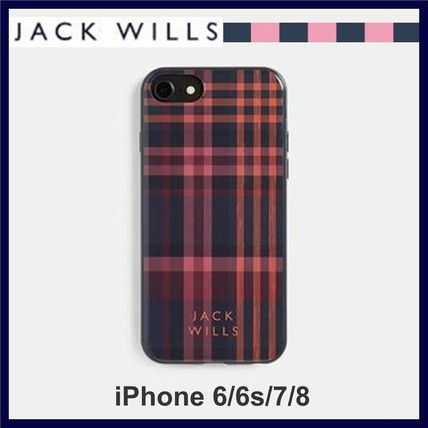 Other Plaid Patterns Unisex iPhone 8 Smart Phone Cases