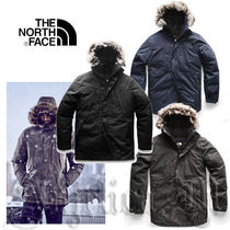 THE NORTH FACE Plain Long Parkas