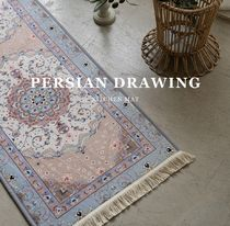 DECO VIEW Tassel Ethnic Carpets & Rugs