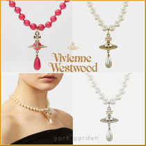 Vivienne Westwood Costume Jewelry Party Style Necklaces & Pendants