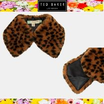 TED BAKER Leopard Patterns Elegant Style Detachable Collars