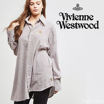 Vivienne Westwood Glen Patterns Other Check Patterns Casual Style Unisex