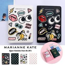 Marianne kate Passport Cases