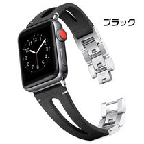 Casual Style Unisex Apple Watch Belt Watches